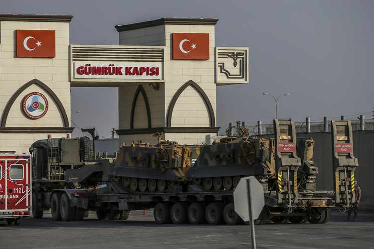 America Must Protect the Kurds From the Turkish Tyrant