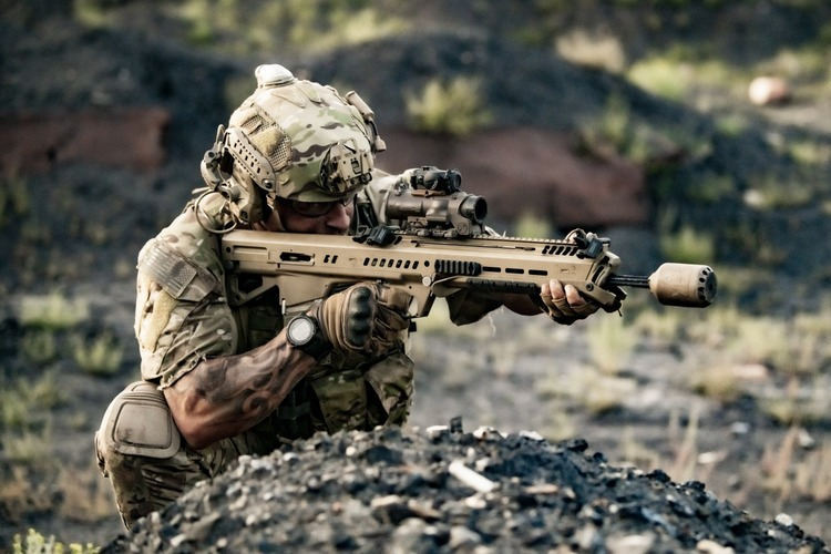 Gen. Dynamics' Next Generation Squad Weapon - The RM277