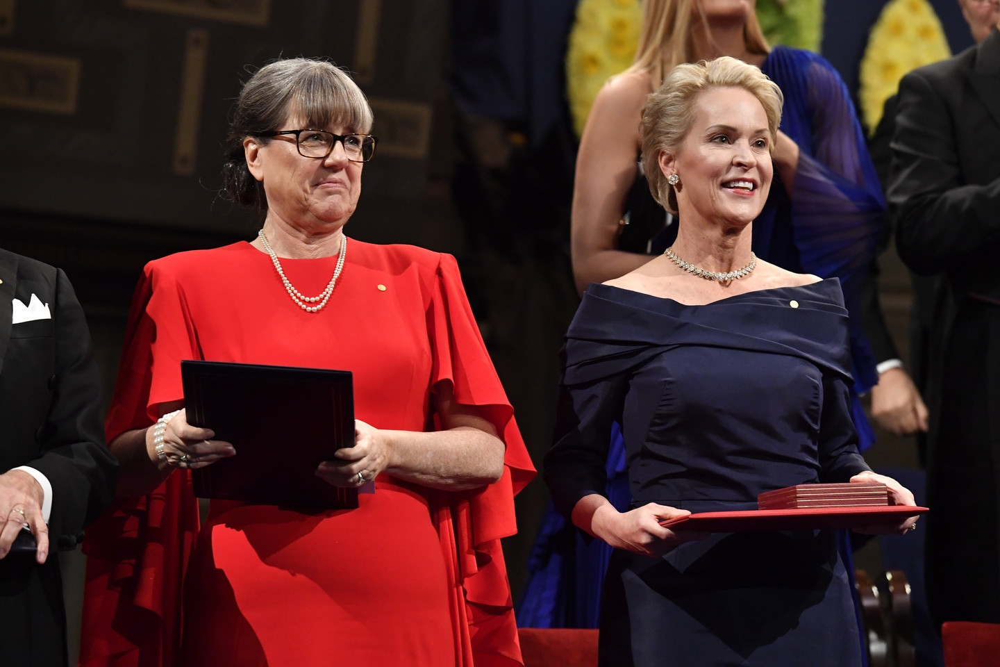 Why Don't More Women Win Science Nobels?