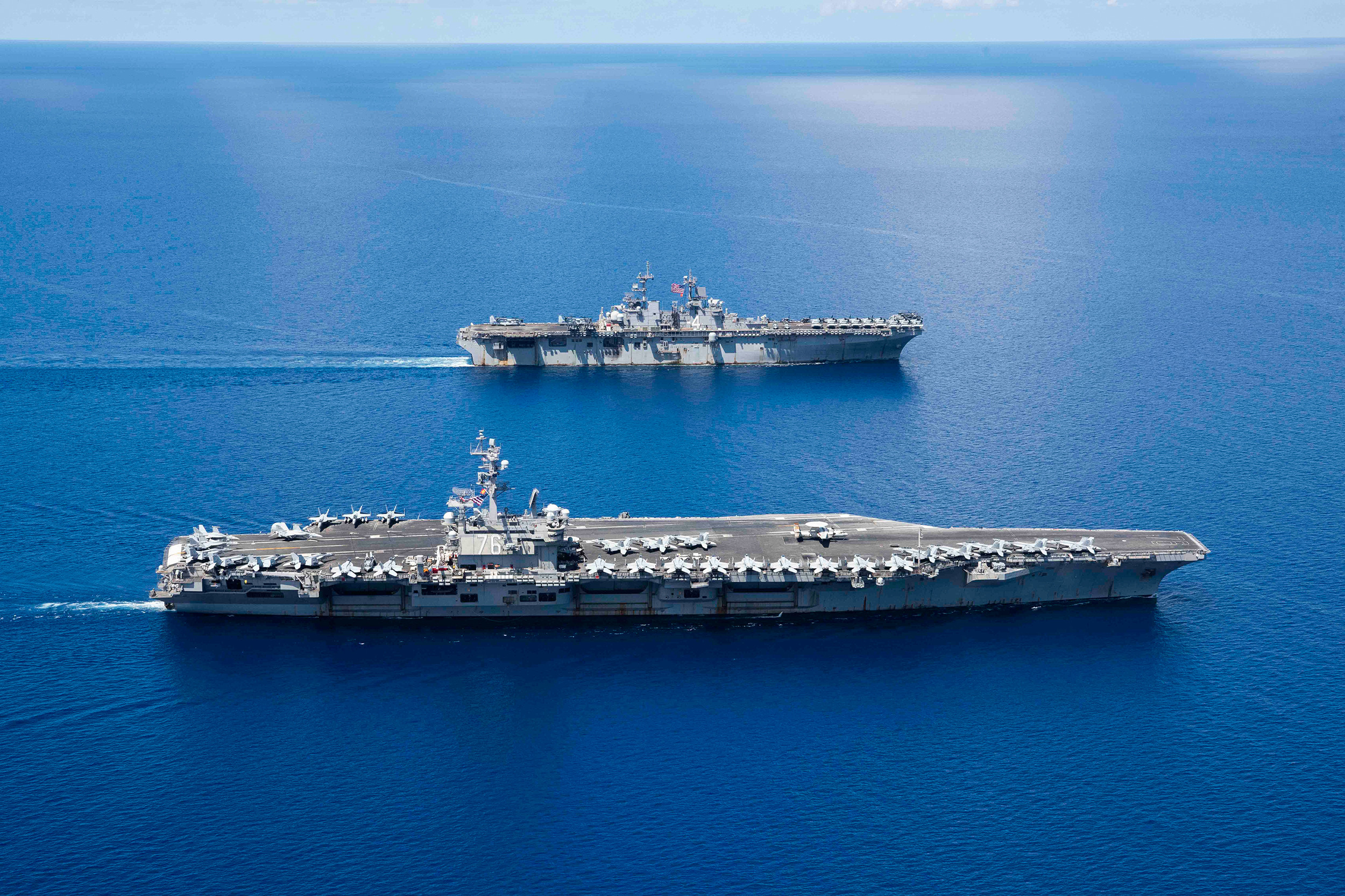 The Paradoxically Pacific Indo-Pacific Command