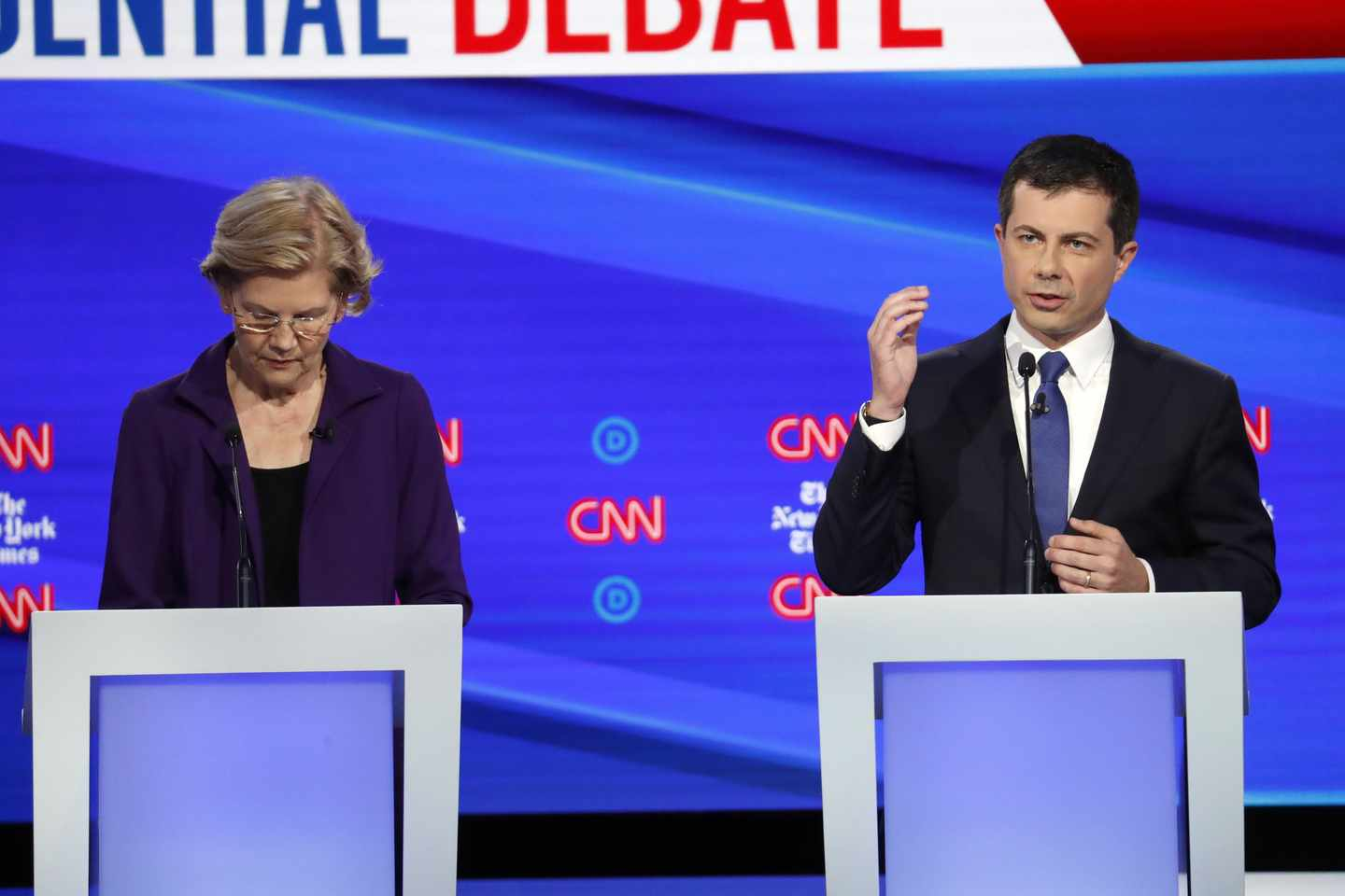 Key Points of Contention in the Democratic Debate
