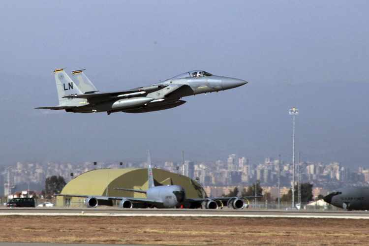 Could Turkey Bar U.S. Military From Incirlik Air Base?