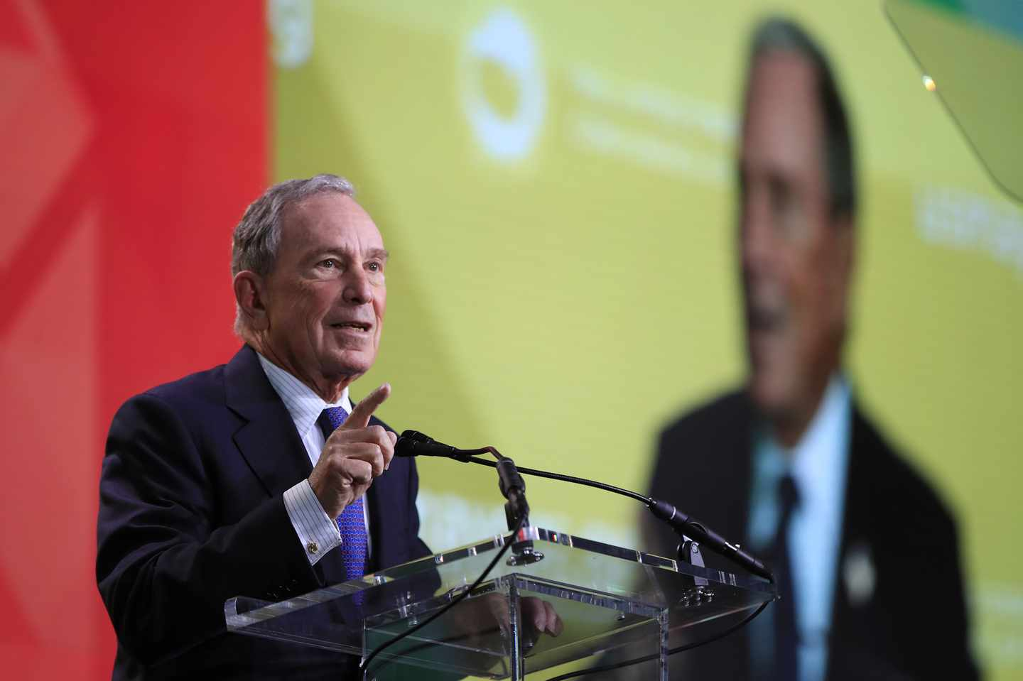 The Method to Michael Bloomberg's Madness