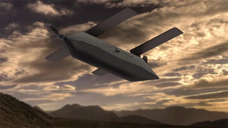 U.S. Military Testing Wooden Resupply Glider