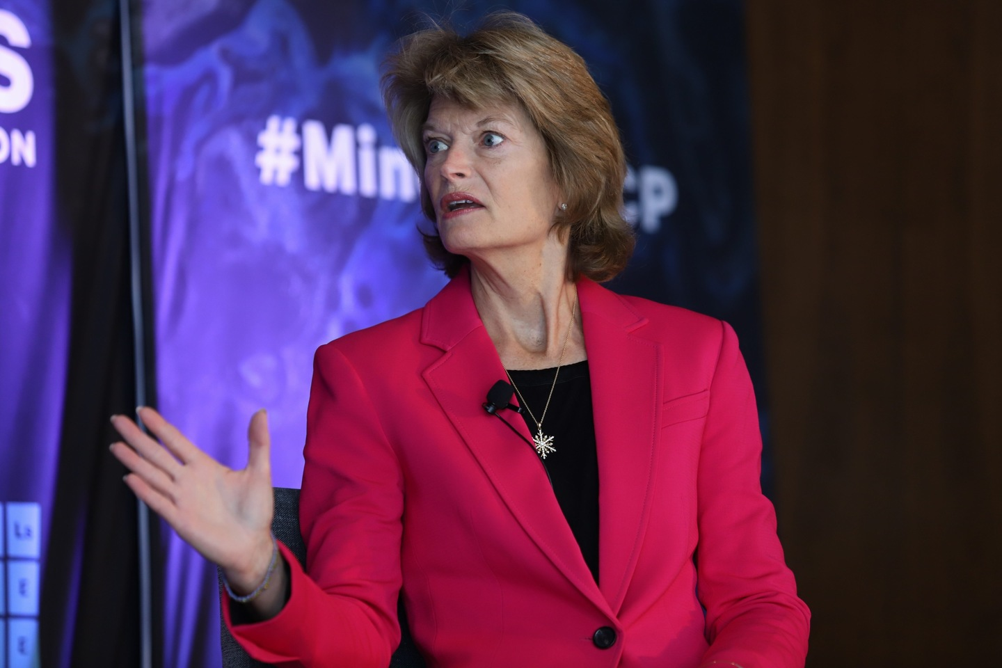 Murkowski: U.S. Made Vulnerable by Lag in Key Mineral Extraction