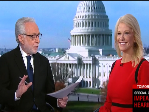 Wolf Blitzer vs. Kellyanne Conway: Does Anybody At CNN Ever Feel Badly About Getting Everything So Wrong?