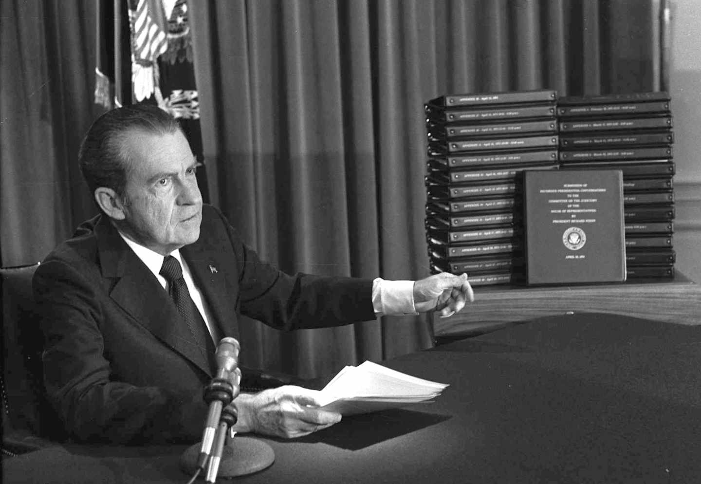 Nixon to Clinton to Trump: Insiders Recall Impeachments Past