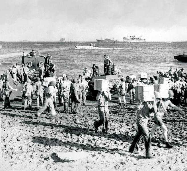 Shoestring Logistics Lessons from Guadalcanal