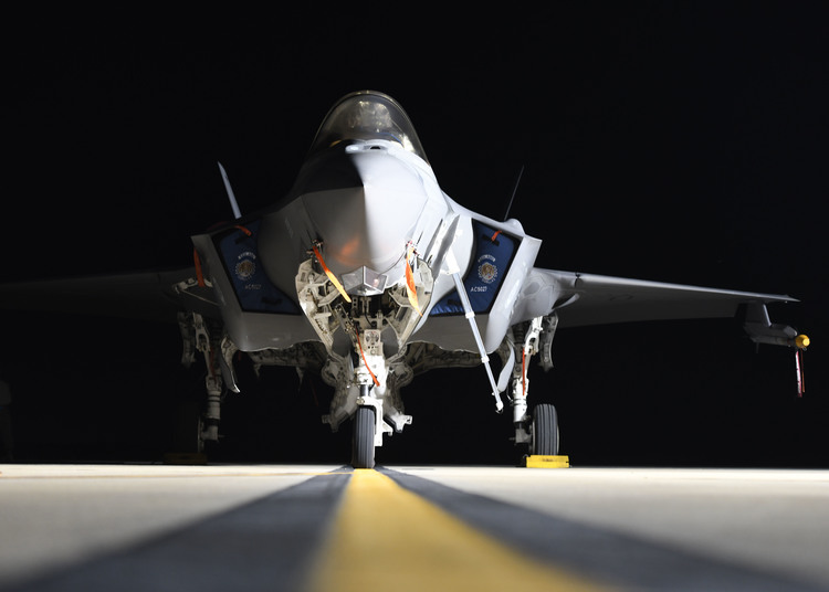 Power Struggle Over F-35 Comes to a Head