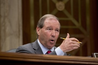 A Conversation with Sen. Tom Udall about War Powers