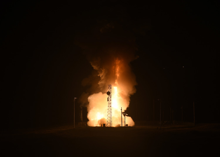 Intercontinental Ballistic Missiles Still Matter
