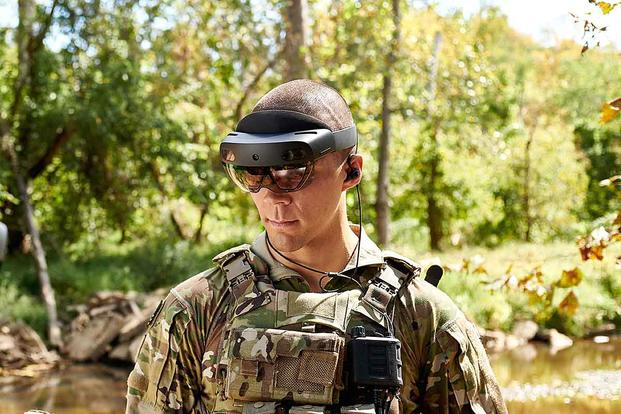 How the Army's Future Tactical Glasses Will Help Soldiers