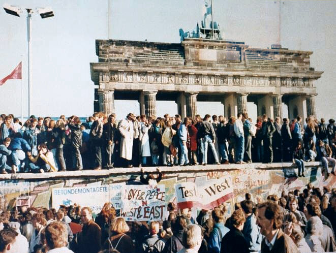 The Fall of the Berlin Wall Almost Ended in War