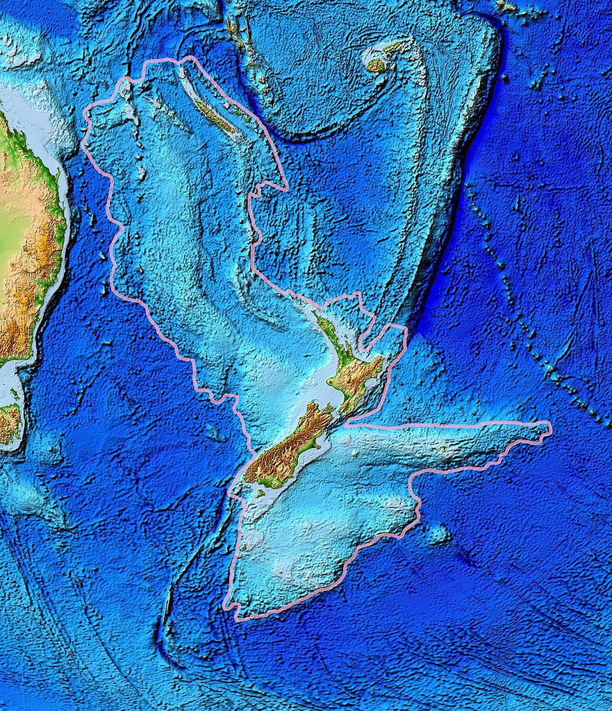 What Are Lost Continents, and Why Are We Discovering So Many?