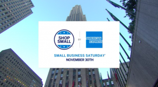 Small Merchants Take-Over-TODAY Plaza for Small Business Saturday