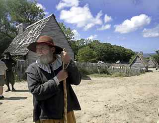 17th-Century Virtual Field Trip to Plimouth Plantation
