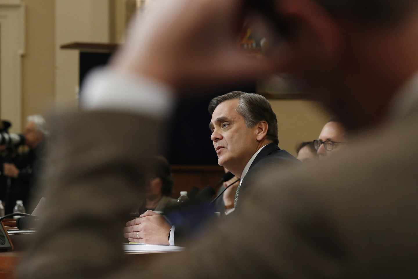 Turley Doesn't Like Trump -- But Republicans Love Turley