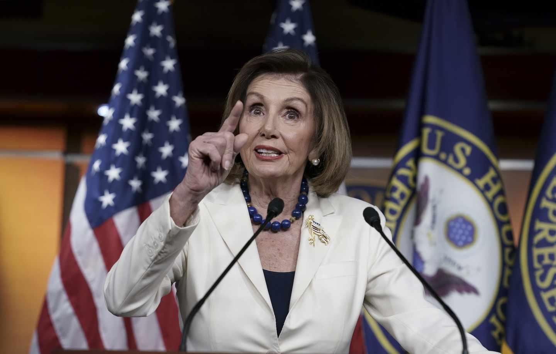 Speaker Pelosi Declares a Coup Against President Trump