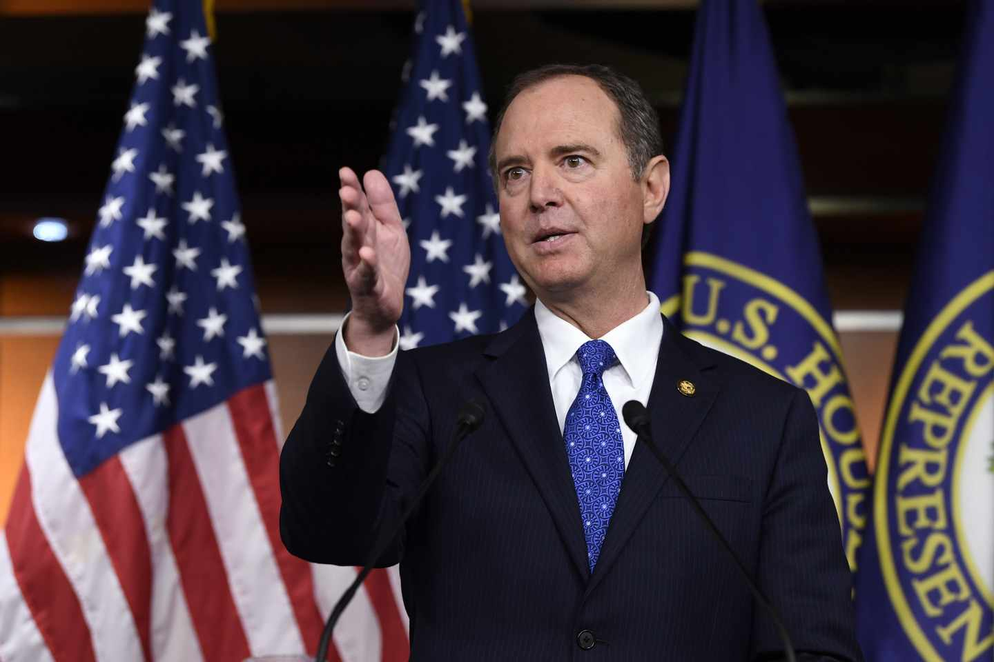 White House: Adam Schiff Has Wrong OMB Number