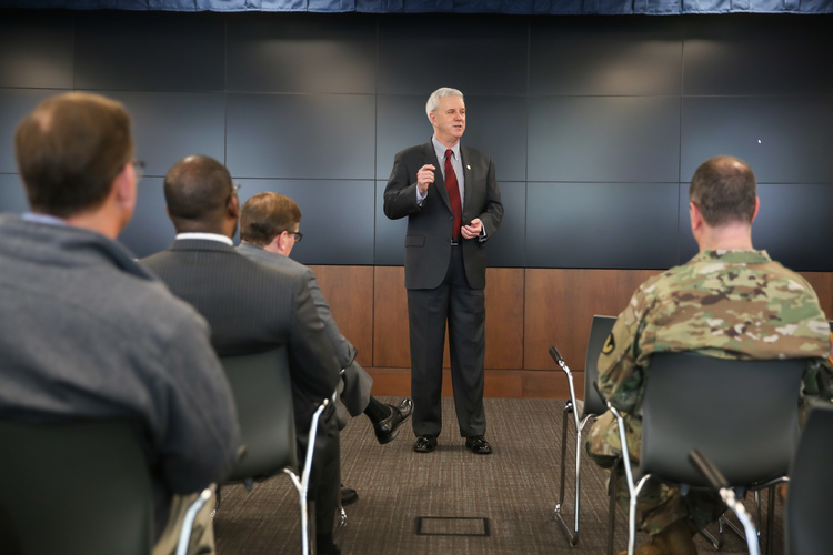 Retired Admiral Nominated for Army's Number Two Civilian Job