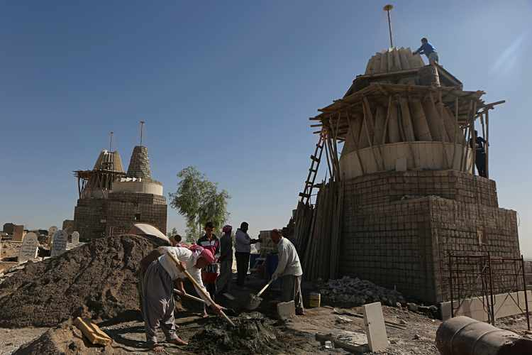 State Officials Block Aid to Christian, Yazidi Genocide Victims