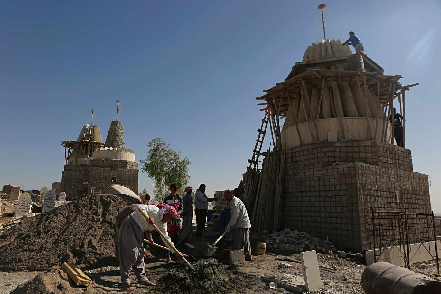 Career Officials Thwart Aid to Christian, Yazidi Genocide Victims
