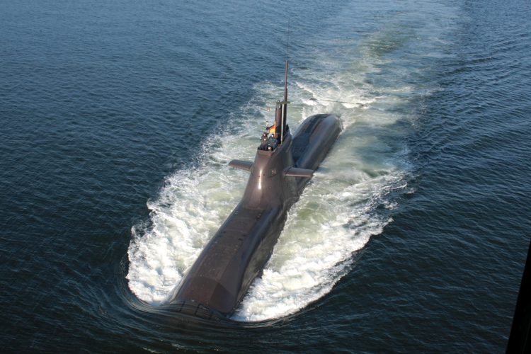 Is the German Navy Making a Comeback?