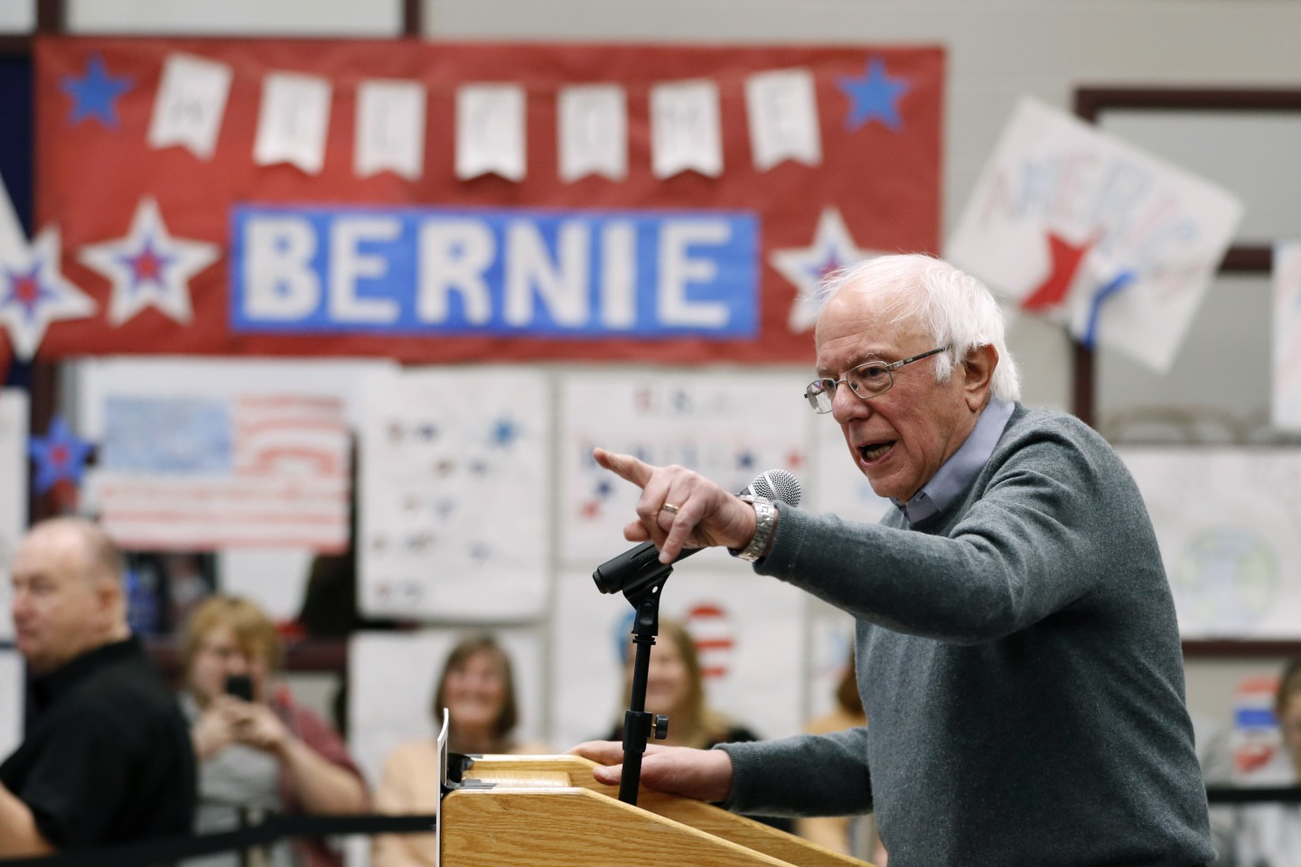 Takeaways From the Early Iowa Caucus Results