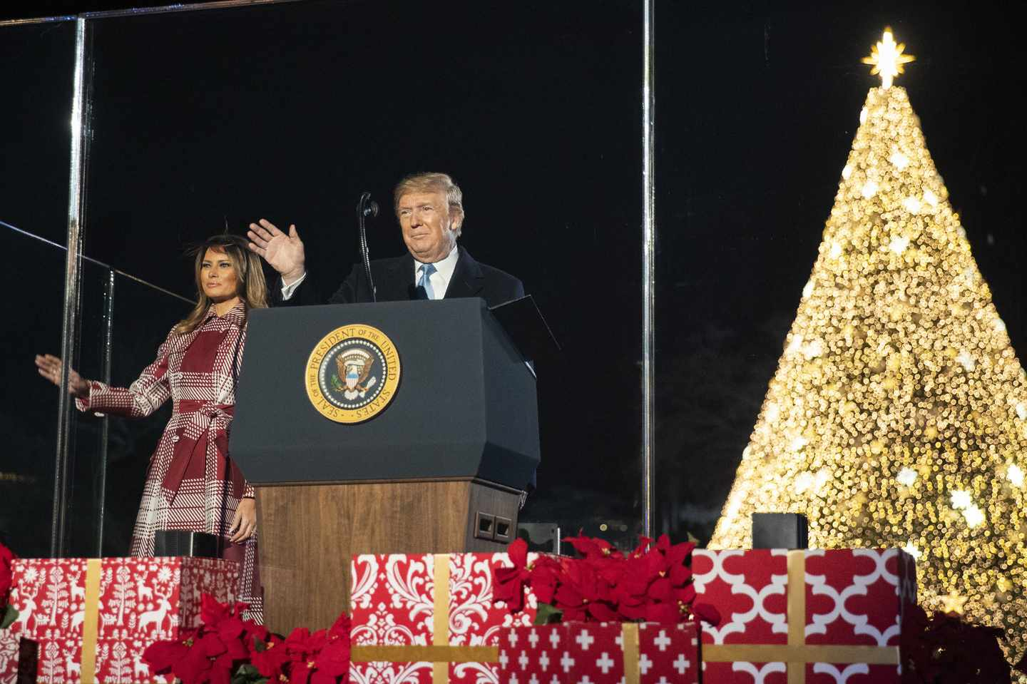 Trump Made It Safe to Say 'Merry Christmas' Again