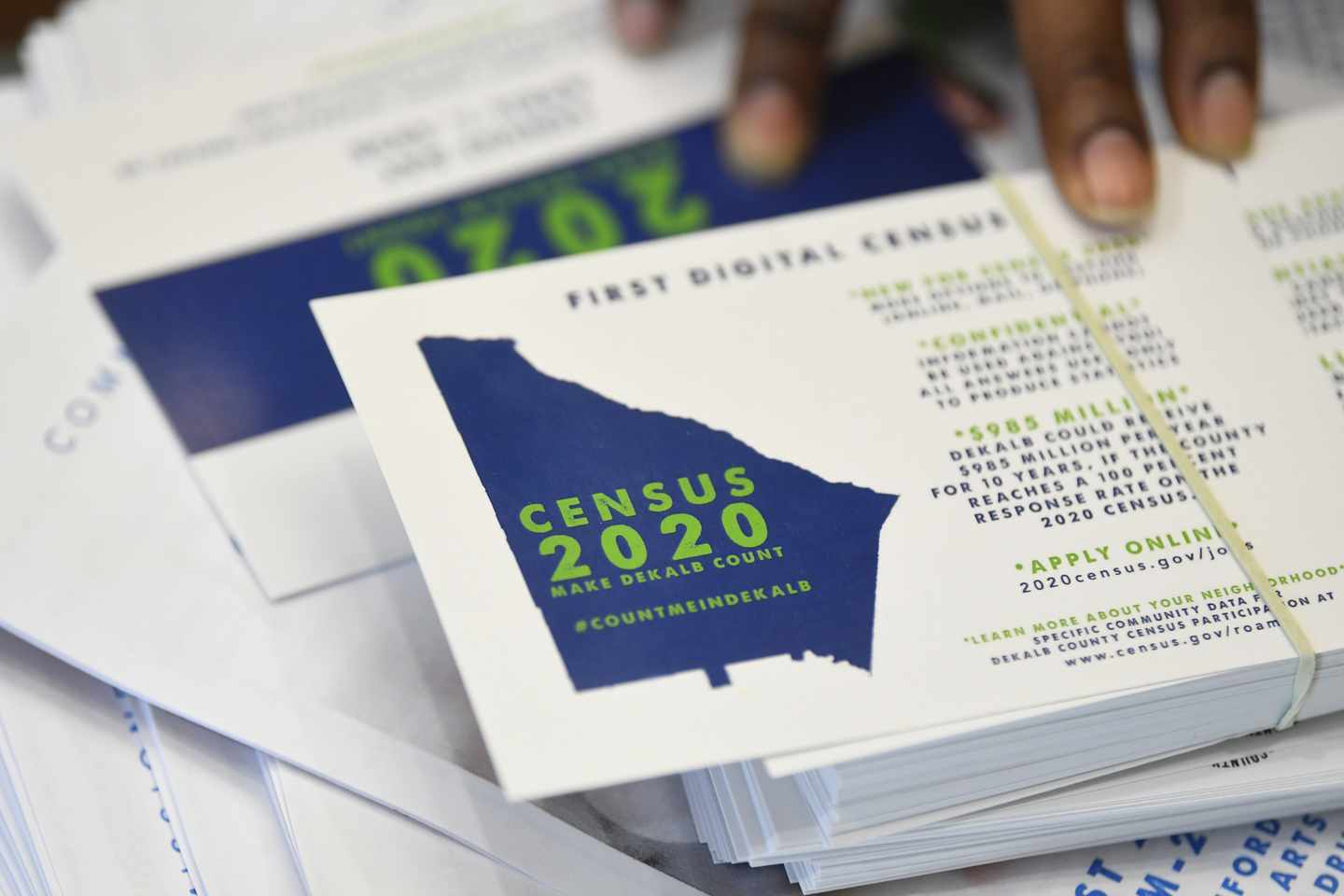 2019 Census Estimates Foreshadow House Seat Gains, Losses