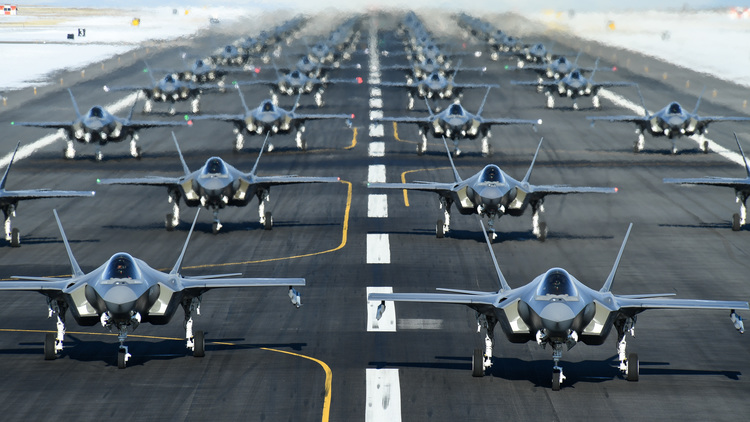 F-35 Costs Drop for Building Jets But Rise for Operations