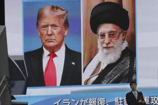 John Glaser Discusses U.S.-Iran Tension