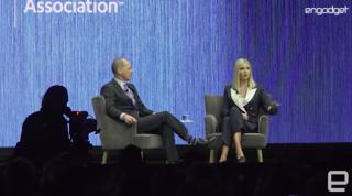 Ivanka Trump Keynote Speech at CES 2020