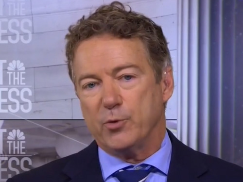 "Rand Paul To Donald Trump: ""If You Keep Sending More Troops, You Will Have Perpetual War"""