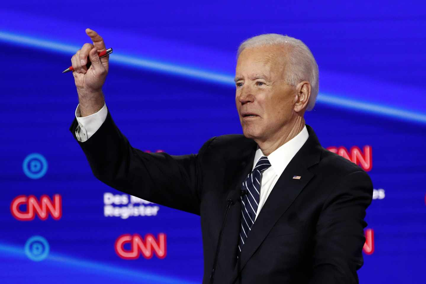 This Was Biden's Best Week of the Whole Campaign