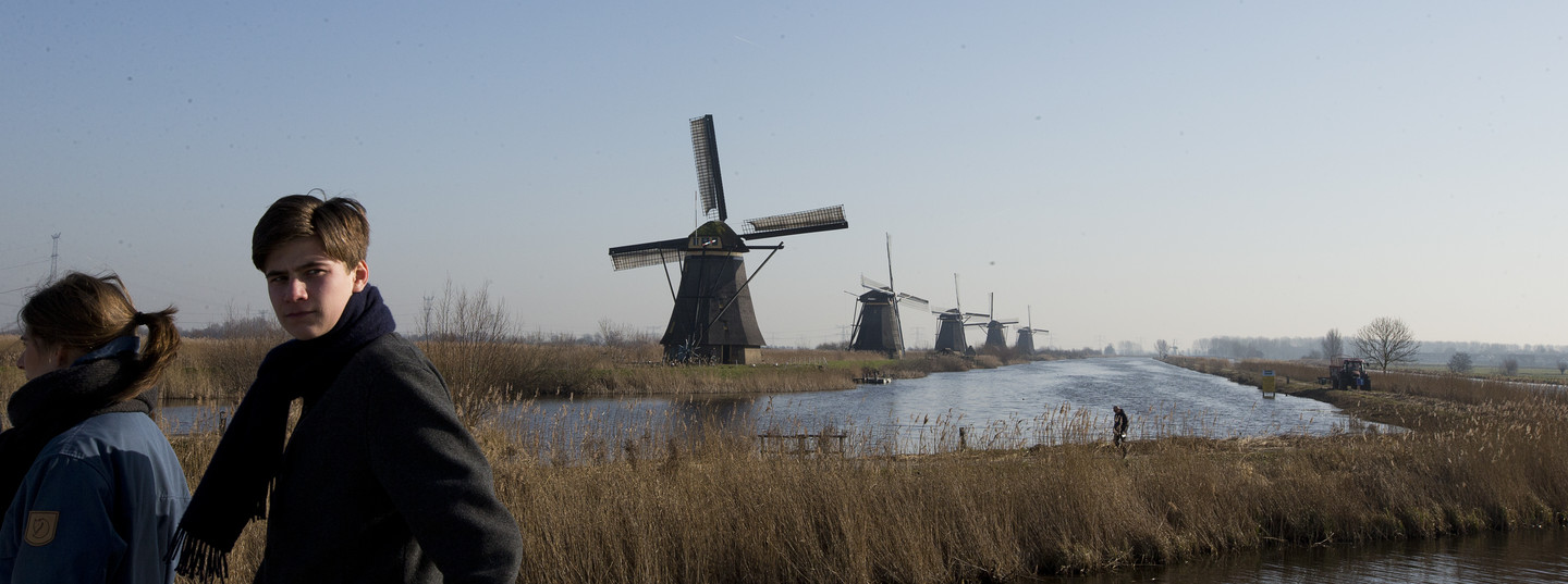 Why the Netherlands Is Sinking