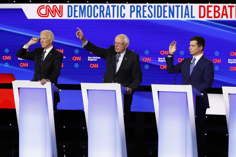 Four Scenarios for Tonight's Caucuses