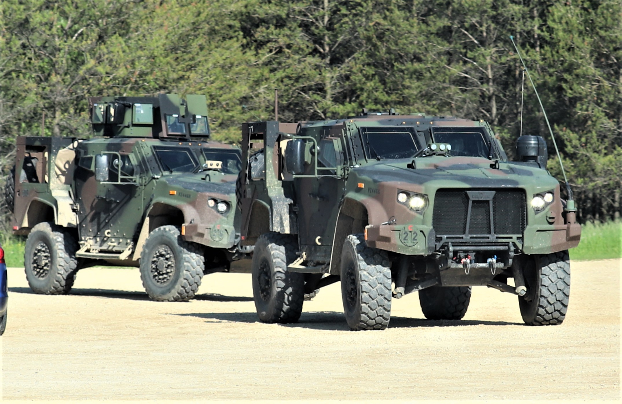 JLTV Program Proves the Army Can Acquire a New Combat Vehicle