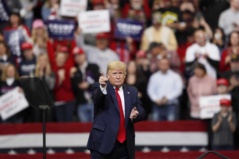 Trump to Democrats: Iowa Is Mine