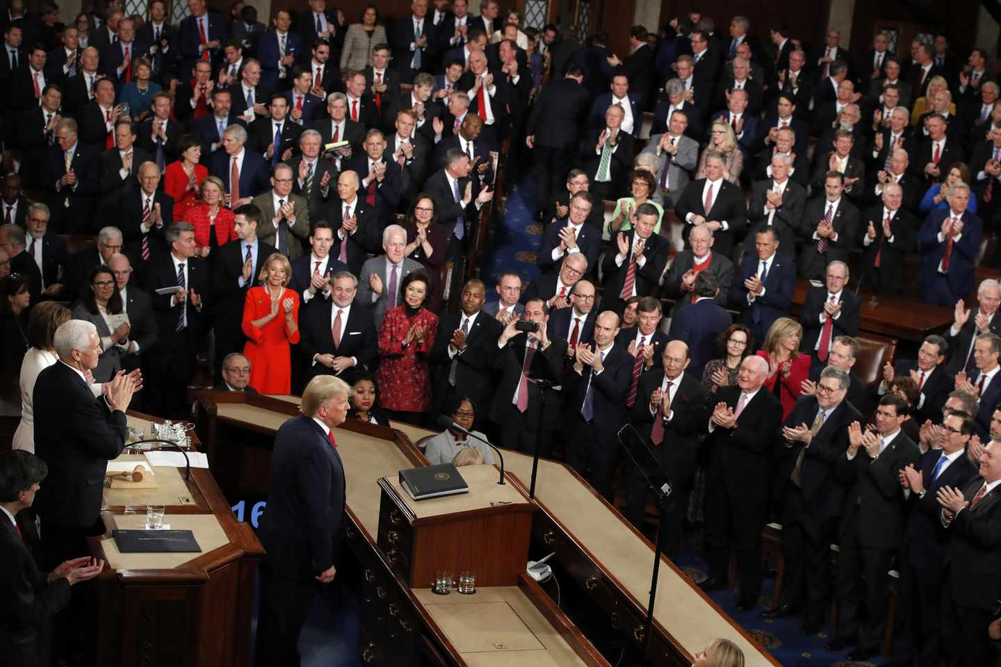Trump Takes Victory Lap While Dems Fume