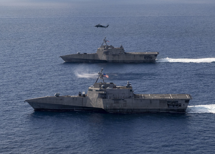 More-Lethal LCSs Flex Muscles During Pacific Deployments