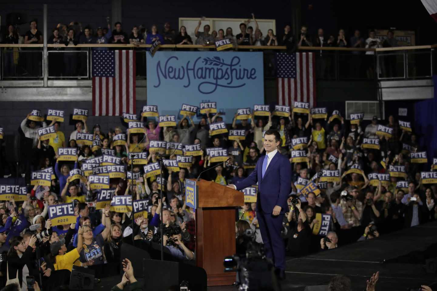 Mayor Pete Just Can't Lose