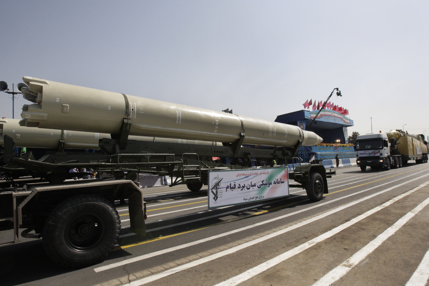 What's Driving Iran to Build a Better Missile