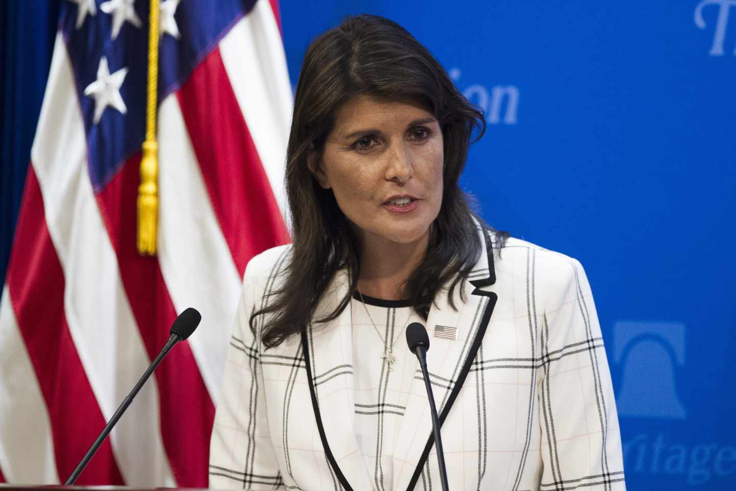 Haley Taps Key Conservative, Fueling 2024 Speculation