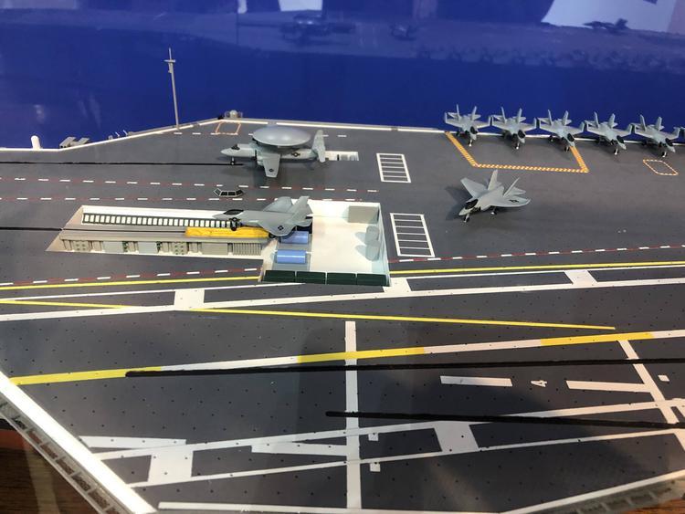 U.S. Navy's Aircraft Launch Rail Gun Revealed