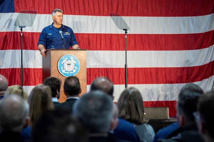 Coast Guard Releases New 'Tech Revolution' Road Map