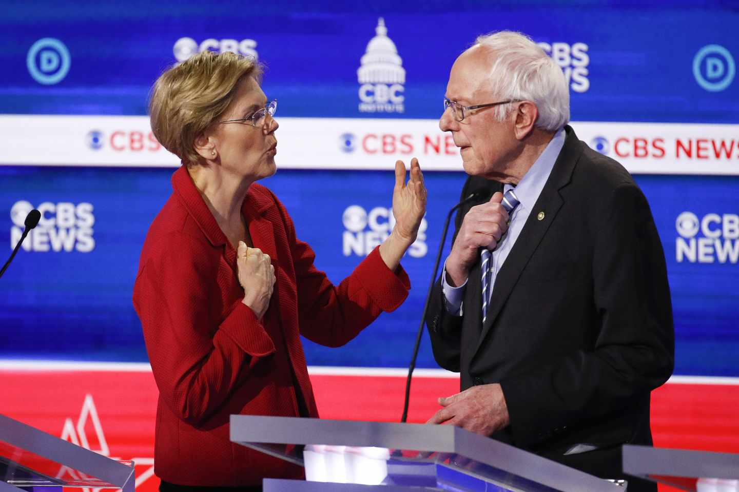 Could a Sanders-Warren Ticket Work?
