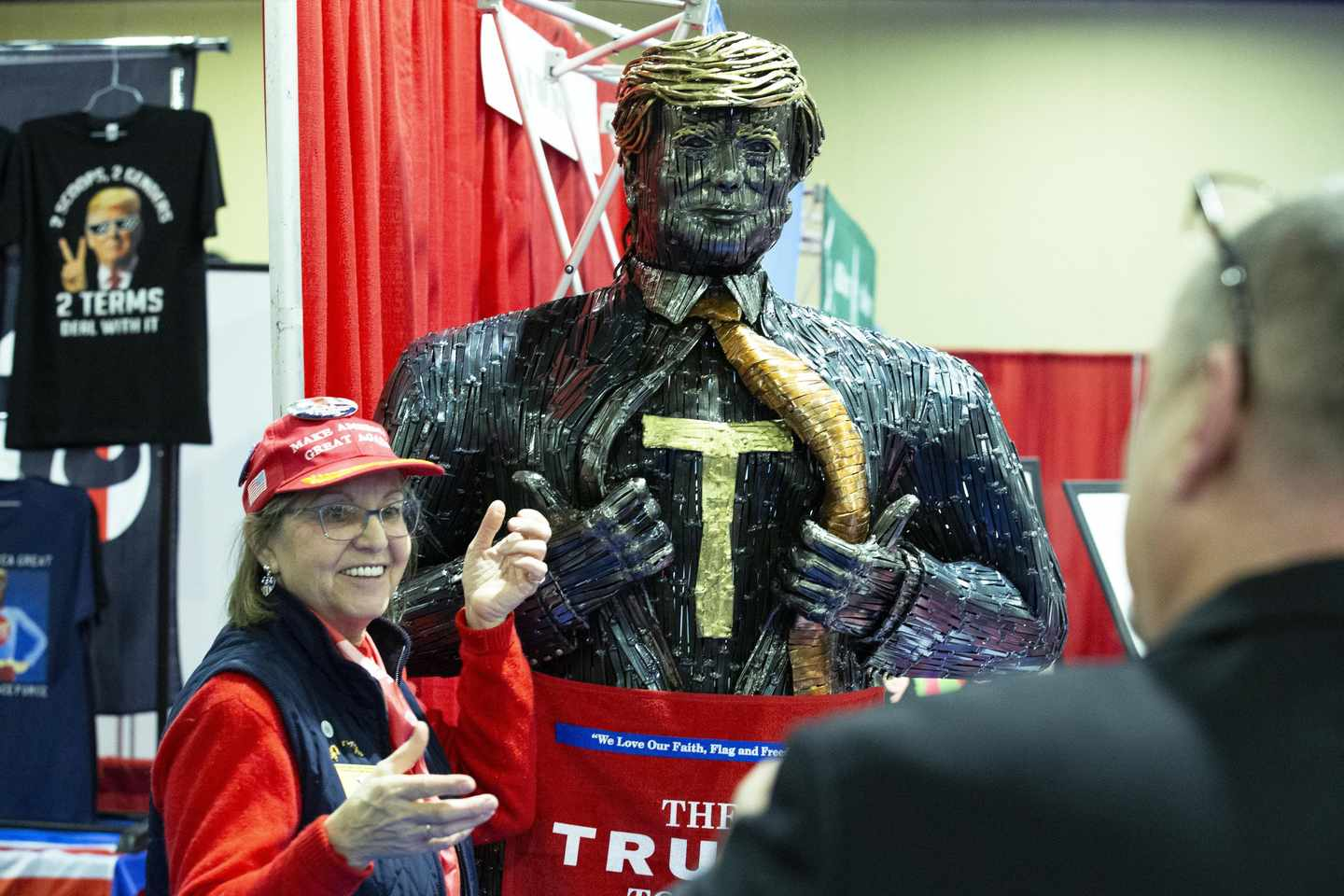 At CPAC, the Trumplican Party Rules