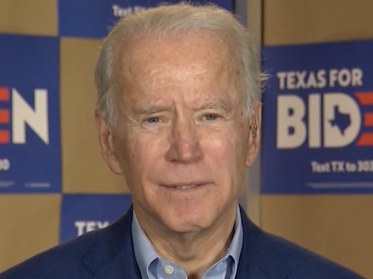 """Biden: """"I Can Hardly Wait"""" To Debate Trump, """"I Am Looking Forward ..."""
