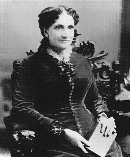 Christian Scientist and Persister, Mary Baker Eddy
